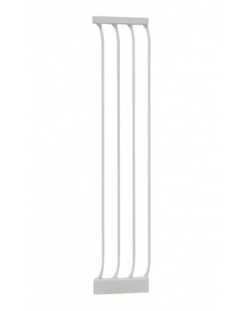 ZOE 27 CM EXTRA-TALL GATE EXTENSION - WHITE