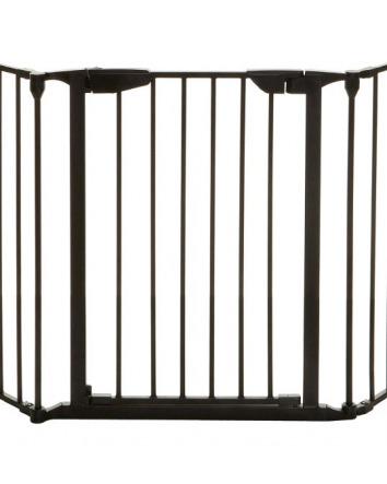 GATE PANEL FOR 'BROOKLYN, DENVER, MAYFAIR & NEWPORT - BLACK'
